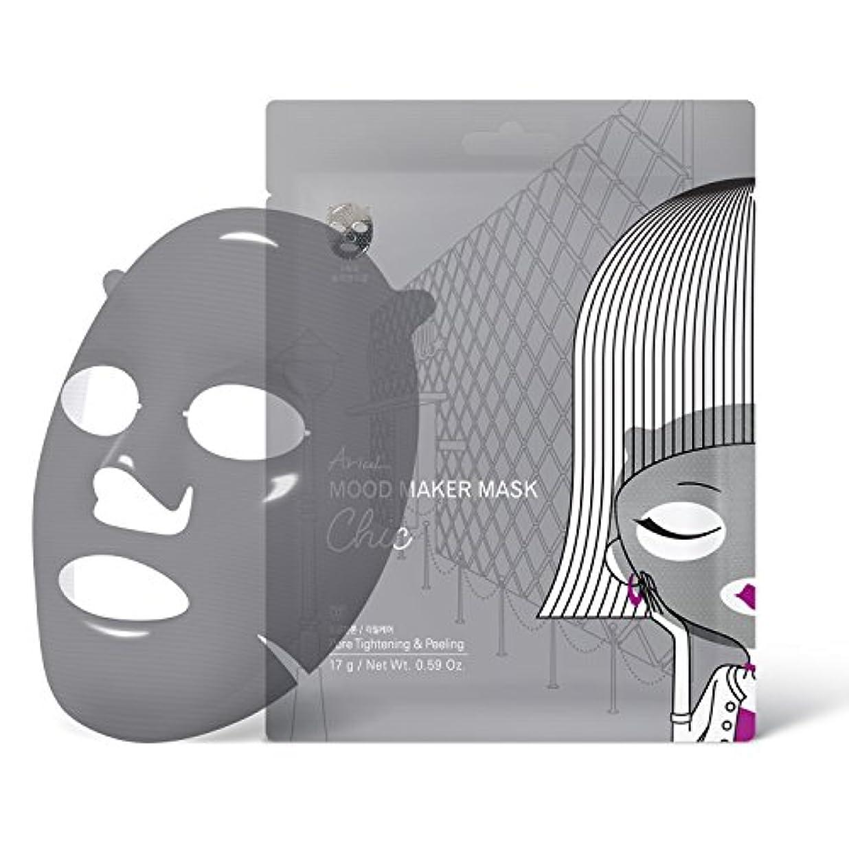 クラブ保存する風変わりなアリウル ムードメーカーマスク シック 1枚入り