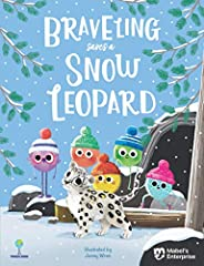 Braveling Saves A Snow Leopard