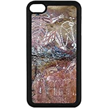 For Apple iPod Touch 6 - Aboriginal Art Case Phone Cover