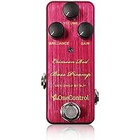 One Control ワンコントロール エフェクター ベース用 プリアンプ Crimson Red Bass Preamp