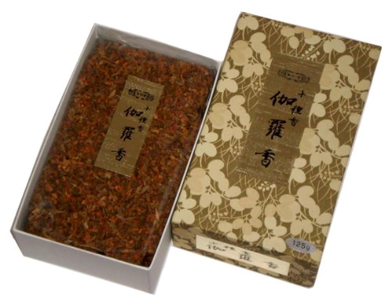 お風呂資料タバコ玉初堂のお香 伽羅香 125g #533
