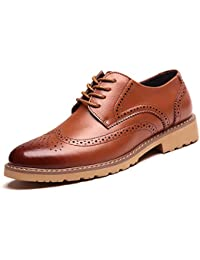 HIMAWARI ビジネスシューズ メンズ 革靴 ウイングチップ カジュアルシューズ ウォーキング メッシュ 通勤 レースアップ 柔らかい