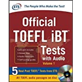 Official TOEFL iBT Tests with Audio (Educational Testing Service)
