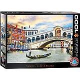ジグソーパズル 1000ピース ユーログラフィックス ヴェネツィア リアルト橋 6000-0766