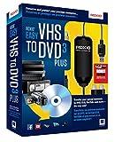 簡単にVHSをDVDへ変換★Roxio社 Easy VHS to DVD Plus  ( v. 3 ) 英語版【並行輸入】