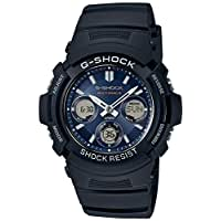 [カシオ]CASIO 腕時計 G-SHOCK 電波ソーラー メンズ AWG-M100SB-2A [並行輸入品]