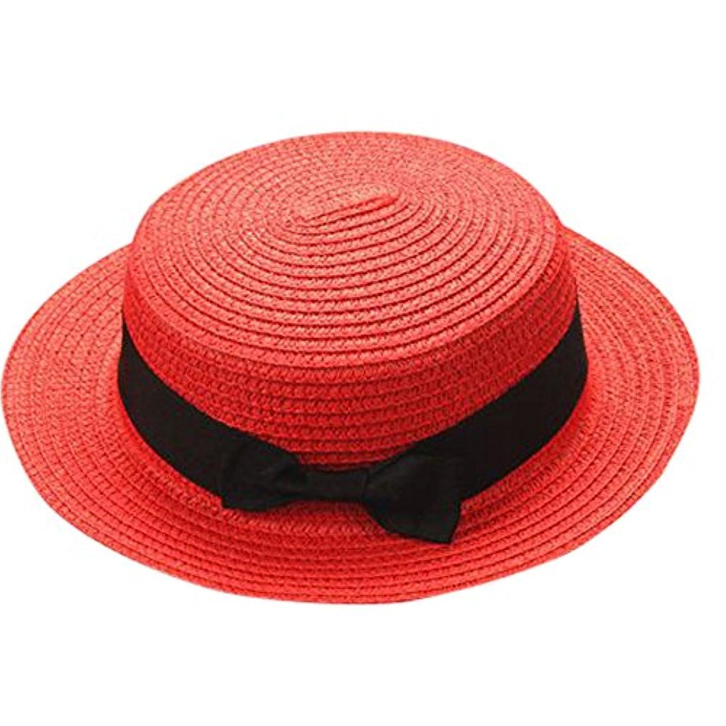 対やるラメキャップ キッズ 日よけ 帽子 小顔効果抜群 旅行用 日よけ 夏 ビーチ 海辺 かわいい リゾート 紫外線対策 男女兼用 日焼け防止 熱中症予防 取り外すあご紐 つば広 おしゃれ 可愛い 夏 ROSE ROMAN