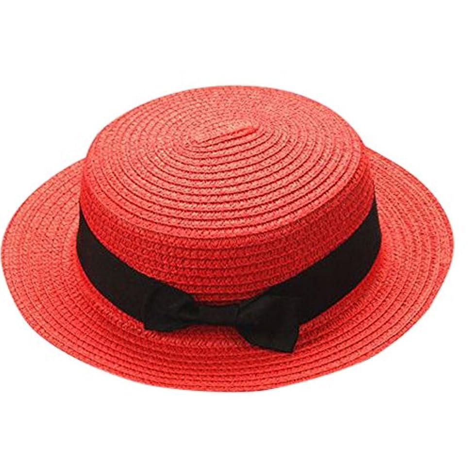 わずらわしいマンモス急いでキャップ キッズ 日よけ 帽子 小顔効果抜群 旅行用 日よけ 夏 ビーチ 海辺 かわいい リゾート 紫外線対策 男女兼用 日焼け防止 熱中症予防 取り外すあご紐 つば広 おしゃれ 可愛い 夏 ROSE ROMAN