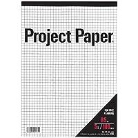 オキナ プロジェクトペーパーB5 5ミリ方眼罫 PPB55S 【2冊】
