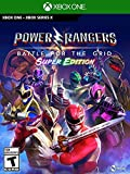 Power Rangers: Battle for the Grid - Super Edition(輸入版:北米)- Xbox One