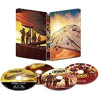ハン・ソロ/スター・ウォーズ・ストーリー 4K UHD MovieNEX スチールブック