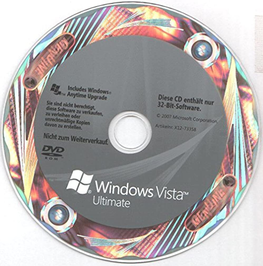 調整する修理工フィードバックWindows Vista All Versions 32 64-bit SP1 New Full Re install Operating System Boot Disc - Repair Restore Recover DVD