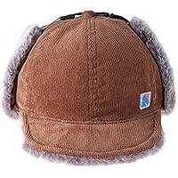 Shipsmast(シップスマスト) ボアキャップ ブラウン CAP05-BR