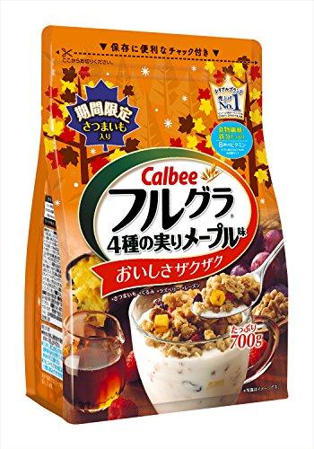カルビー フルグラ 4種の実りメープル味 700g