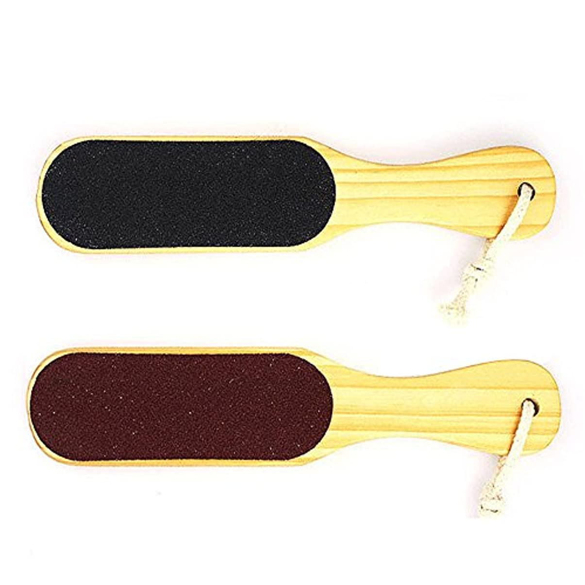 セブン海藻良心的Finlon 多機能 ツインヘッド角質取り器 足裏 角質除去 かかと 角質ケア かかとケア 足ケア 両面サンドペーパー かかとやすり フット用品
