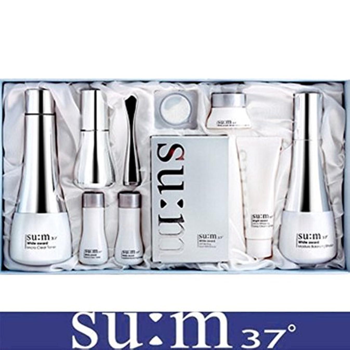 動物メガロポリスハーネス[su:m37/スム37°] SUM37 White Awards 3EA Special Set/ホワイトアワード 3種 スペシャルセット+[Sample Gift](海外直送品)