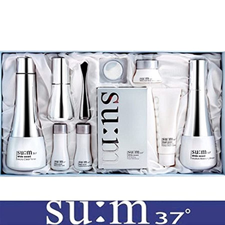 辞書怒るヘア[su:m37/スム37°] SUM37 White Awards 3EA Special Set/ホワイトアワード 3種 スペシャルセット+[Sample Gift](海外直送品)