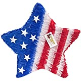 apinata4uレッドホワイトandブルーStar Pinata Happy 4th of July
