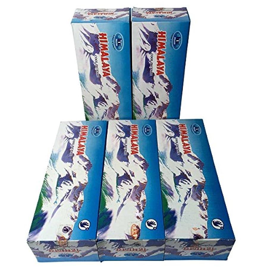成長する本会議チャームヒマラヤ香スティック 5BOX(30箱)/BIC HIMARAYA/ インド香 / 送料無料 [並行輸入品]