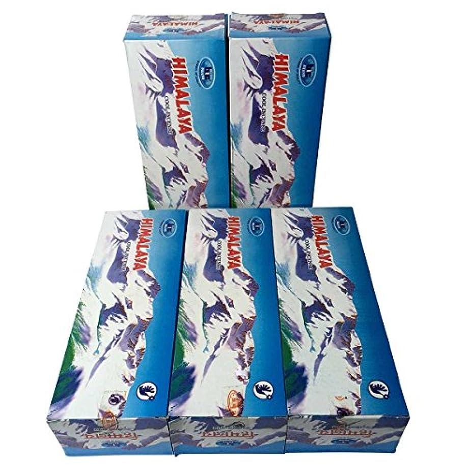 放つ舗装するゼリーヒマラヤ香スティック 5BOX(30箱)/BIC HIMARAYA/ インド香 / 送料無料 [並行輸入品]