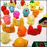水に浮くすくい用おもちゃ ぷかぷかミニミニマスコット 50個  4266