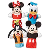 Melissa & Doug 7551 Mickey Mouse & Friends Soft & Cuddly Hand Puppets Plush