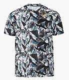 ローリングス(Rawlings) 野球用 コンバット 02 トライアングル Tシャツ AST10S02 ブラック/グリーン サイズ S