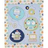 Lolli Living Baby Bot Baby Quilt by Lolli Living
