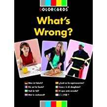 What's Wrong?: Colorcards: 2nd Edition