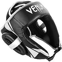 VENUM[ヴェヌム]Challenger チャレンジャー オープンフェイス(黒/白)/ Open Face Headgear