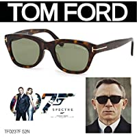 TOMFORD トムフォード サングラス SNOWDON 「007 スペクター」 アジアンフィット TF0237F-52N 【新品・未使用・並行輸入品】