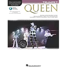 Queen for Trumpet - Instrumental Play-Along Bk/online audio