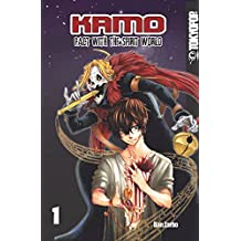 Kamo manga volume 1 (English): Pact with the Spirit World