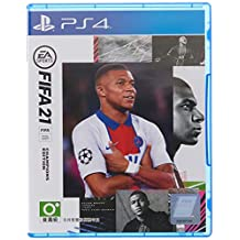 FIFA 21, Champions Edition, PlayStation 4