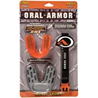Franklin Sports Adult Oral-Armor Gel Mouthguard with Strapping System by Franklin Sports