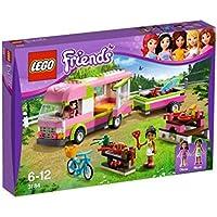 レゴ (LEGO) フレンズ サマーキャンプ 3184