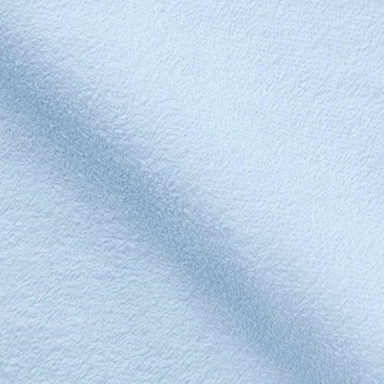 データチャート帰するキヨタ 抗菌介護タオル(フェイスタオル12枚入) ブルー 34×84cm