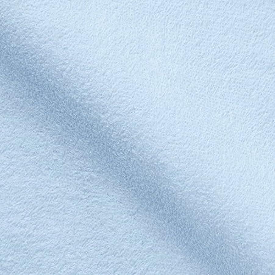 賄賂症状長椅子キヨタ 抗菌介護タオル(フェイスタオル12枚入) ブルー 34×84cm