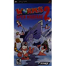Worms 2: Open Warfare / Game