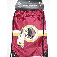 NFLワシントンレッドスキンズDrawstringバックパック