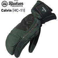 HUDSEN COLLECTIVE スノーボード グローブ トリガー HUDSEN COLLECTIVE  16-17 CALVIN  HC-11m フォレストグリーン  ハドソン コレクティブ  スノーボード グローブ