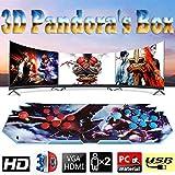 4000 in1パンドラボックス アーケードコントローラー筐体 クラシックゲーム基板 2プレーヤー GAMES5101940