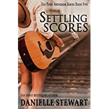 Settling Scores (Piper Anderson Series Book 5) (English Edition)