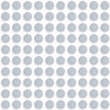 Kesoto 約100個 メイクアップパン 空パン アイシャドー ブラッシュ メイクアップ 磁気パレットボックスケース 2タイプ選べ - 円形