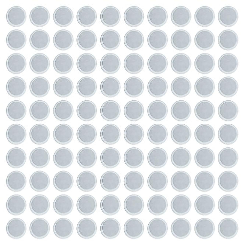 アッパーたとえわずかに約100個 メイクアップパン 空パン アイシャドー ブラッシュ メイクアップ 磁気パレットボックスケース 2タイプ選べ - 円形