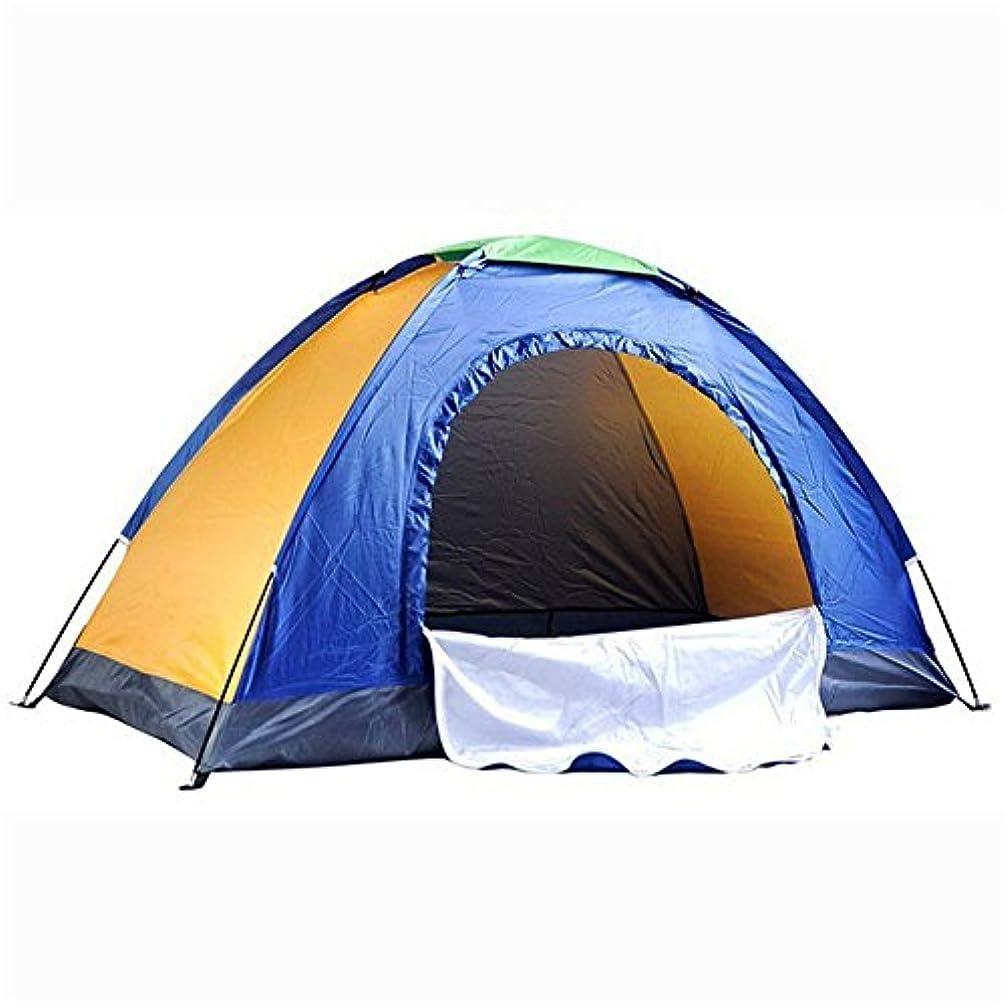 慣性踏みつけ限界Sun-happyyaa 屋外のキャンプテントスポーツテントシングルテント紫外線保護昆虫ネット良い換気品質保証独身者に適し 購入へようこそ