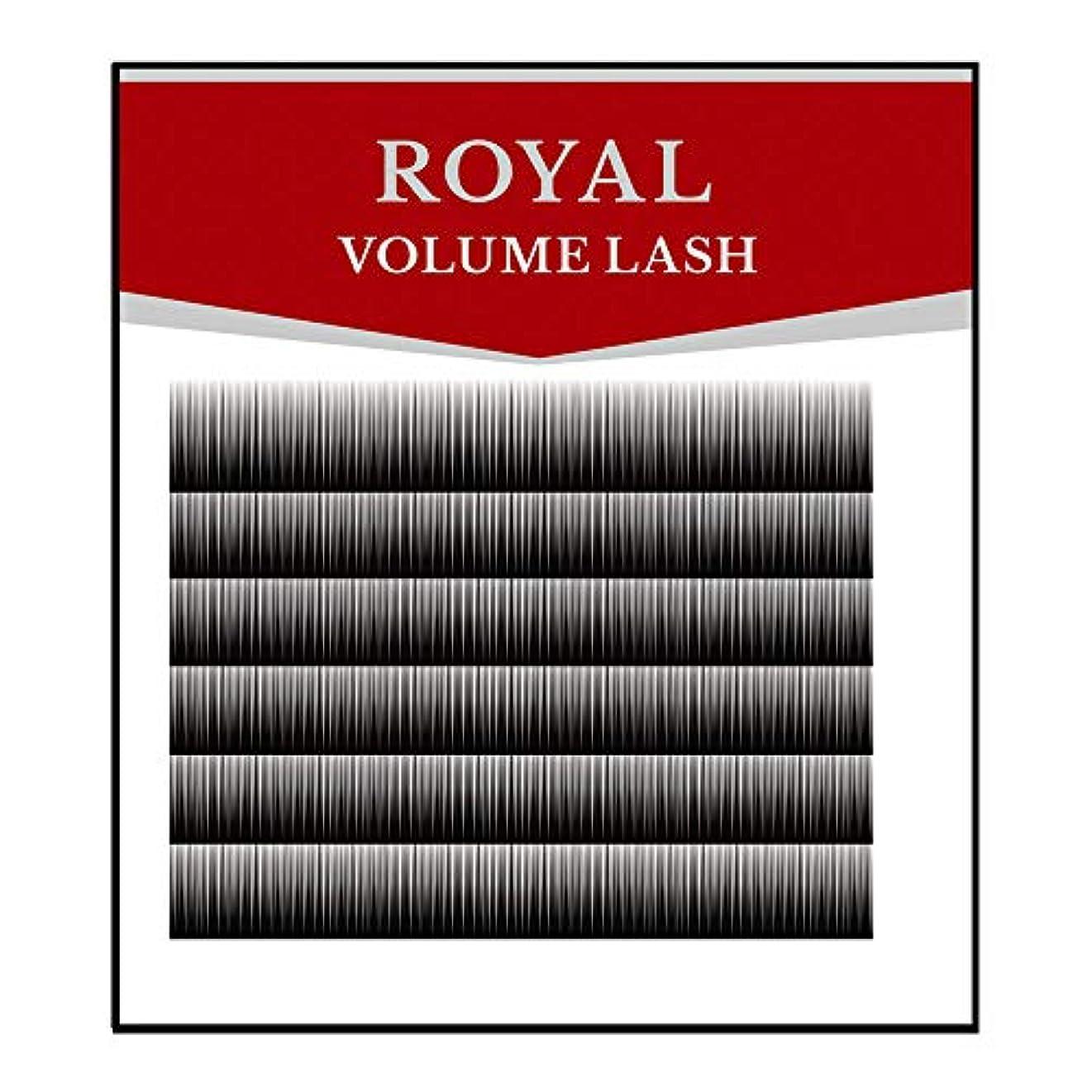 ジャズ石バラバラにするロイヤルボリュームラッシュ6列Cカール0.05 MIX