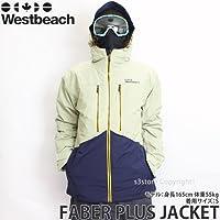 WESTBEACH(ウエストビーチ) メンズ ウェア FABER PLUS JACKET ジャケット 15-16 CLAY
