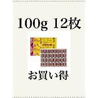 クリーンブラインシュリンプ 100g 12枚 冷凍飼料 キョーリン エサ スリーステップ殺菌・ビタミン含有冷凍フード おすすめ