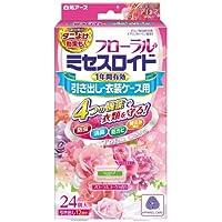 フローラルミセスロイド引き出し用24個入 1年 フローラルブーケの香り × 40個セット